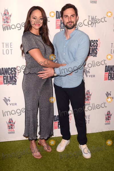 Photo - LOS ANGELES - JUN 16  Amber Stevens West Andrew JWest at the Antiquities World Premiere Screening at the TCL Chinese 6 Theaters on June 16 2018 in Los Angeles CA