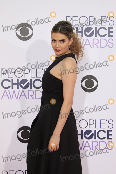Photo - Peoples Choice Awards 2016 - Arrivals