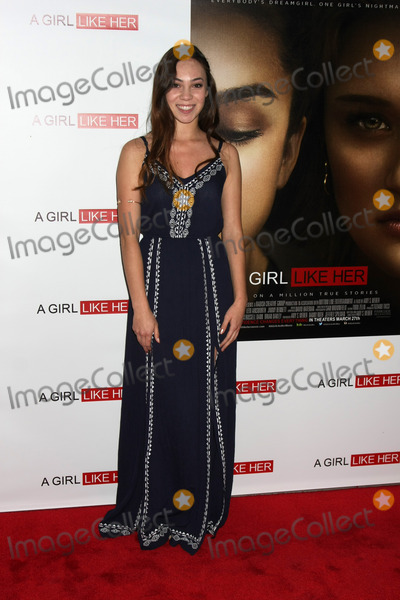 Aileen Ramirez Photo - LOS ANGELES - MAR 27  Aileen Ramirez at the A Girl Like Her Screening at the ArcLight Hollywood Theaters on March 27 2015 in Los Angeles CA