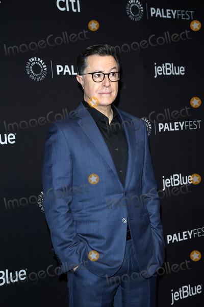Photo - PaleyFest - An Evening With Stephen Colbert Event