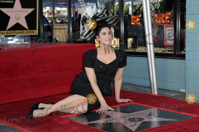 Photo - LOS ANGELES - NOV 9  Sarah Silverman at the Sarah Silverman Star Ceremony on the Hollywood Walk of Fame on November 9 2018 in Los Angeles CA