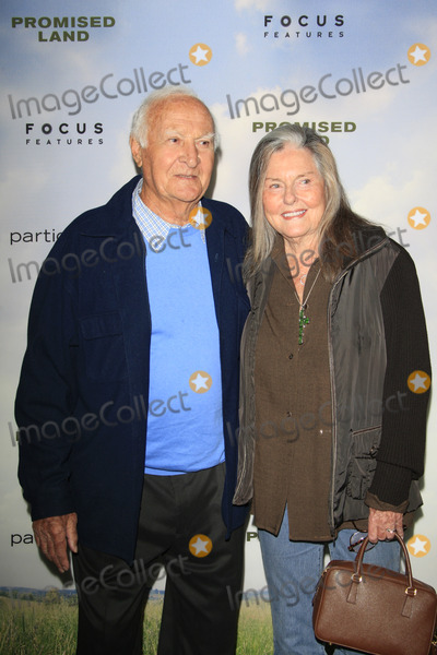 Audrey Loggia Photo - LOS ANGELES - DEC 6  Robert Loggia Audrey Loggia arrives at the Promised Land Premiere at Directors Guild of America on December 6 2012 in Los Angeles CA