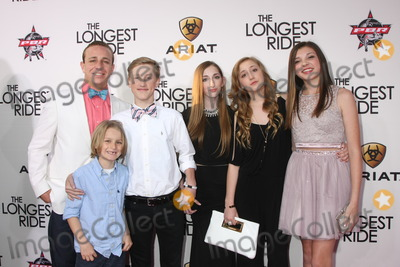 Nicholas Sparks Photo - LOS ANGELES - FEB 6  Nicholas Sparks children and friends at the The Longest Ride Los Angeles Premiere at the TCL Chinese Theater on April 6 2015 in Los Angeles CA