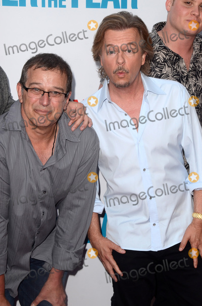 Allen Covert Photo - LOS ANGELES - JUL 19  Allen Covert David Spade at the Father Of The Year Los Angeles Red Carpet and Special Screening at the ArcLight Theater on July 19 2018 in Los Angeles CA