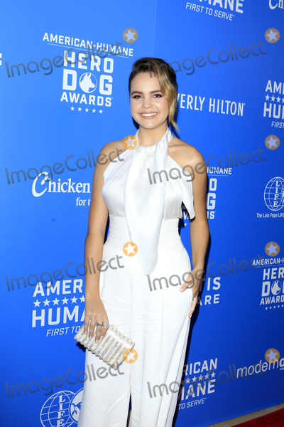 Photo - LOS ANGELES - SEP 29  Bailee Madison at the  2018 American Humane Hero Dog Awards at the Beverly Hilton Hotel on September 29 2018 in Beverly Hills CA