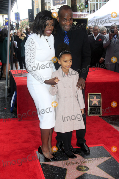 Photos From Viola Davis Star Ceremony