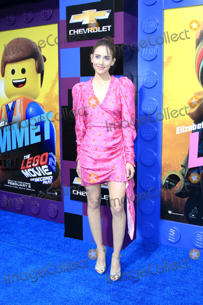 Photos From 'The Lego Movie 2: The Second Part' Premiere
