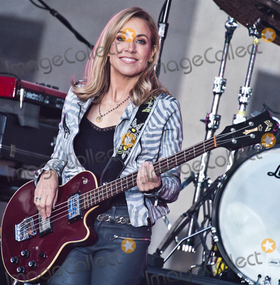 Photos From Sheryl Crow Performs on NBC's 'Today' Show