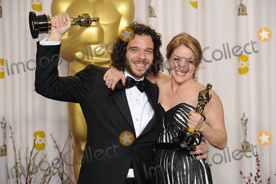 Andrea Nix-Fine Photo - Best Documentary Short Winners Sean Fine and Andrea Nix Fine at the 85th Academy Awards at the Dolby Theatre Los Angeles