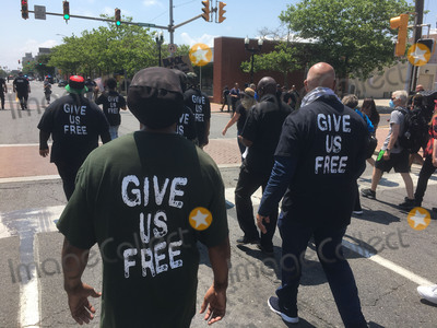 Photos From Black Lives Matter Protest in Atlantic City, NJ - 7/4/20