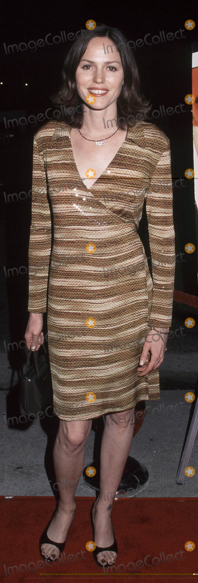 Photo - Photo By Russ Einhorn 3_13_01Copyright Star Max 2001Memento Film PremiereRegent_s Showcase CinemaLos Angeles _ California_Jorja Fox