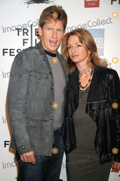 Photo - Denis Leary and Anne Leary at the premiere of The Union at the Tribeca Film Festival (NYC)
