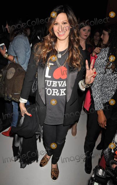 Ann Shoket Photo - Photo by Demis Maryannakisstarmaxinccom2014ALL RIGHTS RESERVEDTelephoneFax (212) 995-11962714Ann Shoket at The Mercedes Benz Fashion Week(NYC)