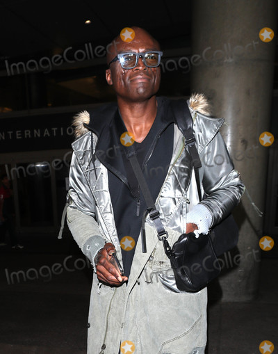 Photo - Seal is seen at LAX Airport