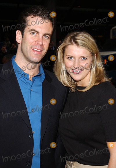 Amanda Marsh Photo - Photo by Peter KramerSTAR MAX Inc - copyright 200251402The Bachelor Alex Michael and Amanda Marsh at the ABC program announcements(NYC)