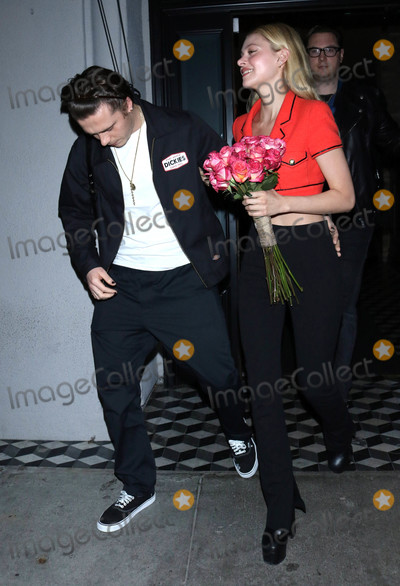 Photo - Brooklyn Beckham and Nicola Peltz out and about