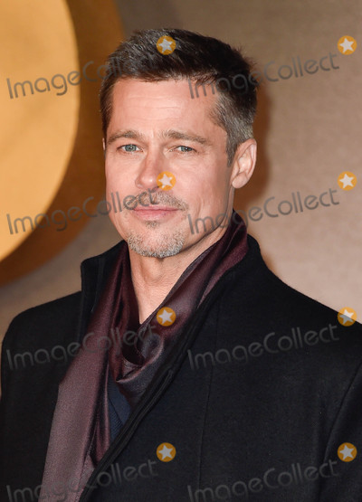 Photo - Photo by KGC-247starmaxinccomSTAR MAX2016ALL RIGHTS RESERVEDTelephoneFax (212) 995-1196112116Brad Pitt at the premiere of Allied(London England UK)