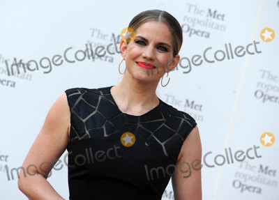 Photo - Photo by Dennis Van TinestarmaxinccomSTAR MAX2017ALL RIGHTS RESERVEDTelephoneFax (212) 995-119692517Anna Chlumsky at The Metropolitan Opera Opening Night Gala in New York City