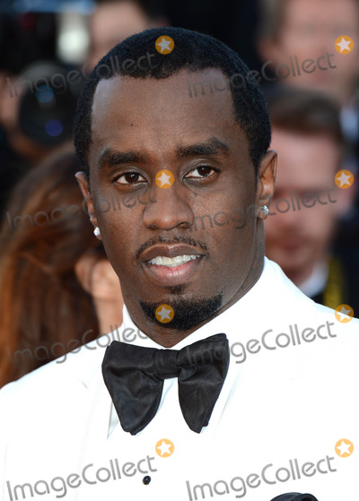 Photo - Photo by DPAADstarmaxinccom2012STAR MAXALL RIGHTS RESERVEDTelephoneFax (212) 995-119652212Sean P Diddy Combs at a screening of Killing Them Softly at the 65th Annual Cannes Film Festival(Cannes France)US syndication only