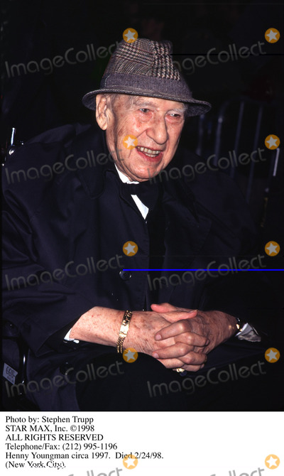 Photos From Henny Youngman - Archival Pictures -  Star Max  - 115631