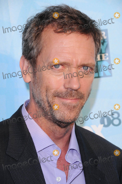 Photo - Hugh Laurie at the Fox All-Star Party at the Pier (Santa Monica CA)