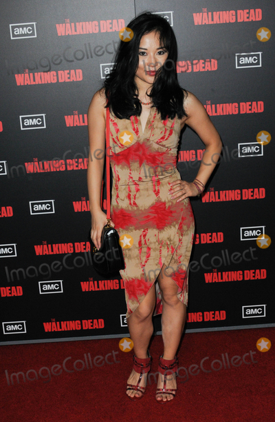 Amy Rider Photo - LOS ANGELES CA - OCTOBER 3 Actress Amy Rider at Premiere Screening of AMCs The Walking Dead Season 2 held at Regal Cinema 16 at LA Live on Monday October 3 2011  in Los Angeles California  (Albert L OrtegaImageCollectcom)