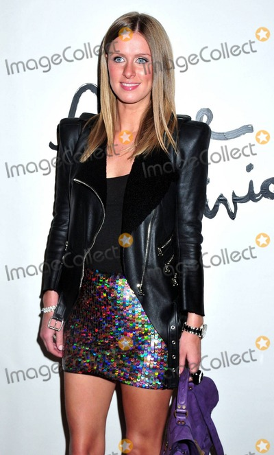 Alice  Olivia Photo - Nicky Hilton at the Alice and Olivia fashion show during Mercedes Benz Fashion Week in New York NY 91410