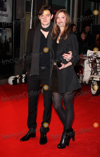 Photos and Pictures - Sam Riley and wife Alexandra Maria