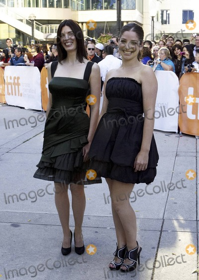 Anna Hopkins Photo - Anna Hopkins and Macha Grenon at the screening of Barneys Version at the Toronto International Film Festival Toronto ON 91210