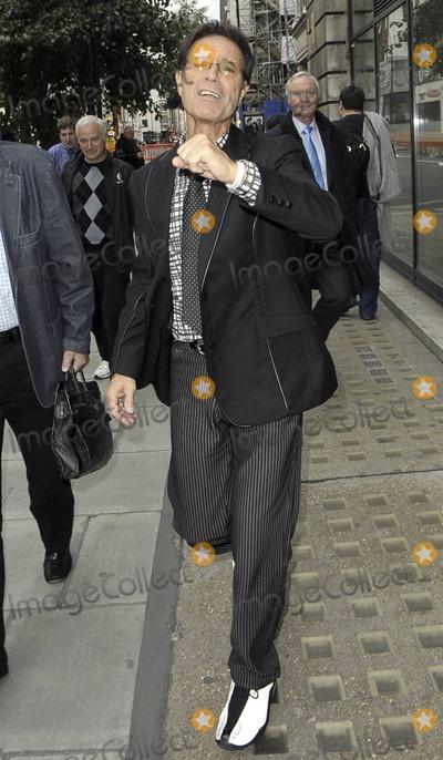 Photos From Cliff Richard BBC