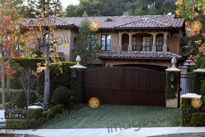 Pictures From Kim Kardashian Beverly Hills Home