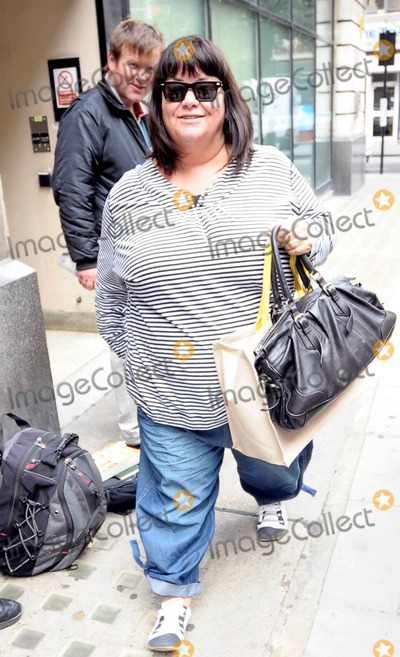 Photos From Dawn French Smiles