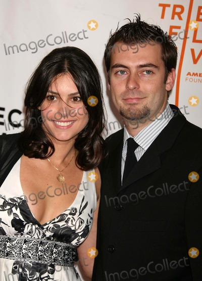 Antonio Negret Photo - Jose Antonio Negret and Wife Arriving at the Tribeca Film Festival Premiere of Towards Darkness at the Clearview Chelsea West in New York City on 04-28-2007 Photo by Henry McgeeGlobe Photos Inc 2007