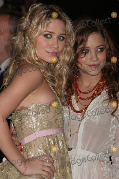 Ashley Marie Photo - New York NY  05-02-2005Ashley Olsen and Mary-Kate Olsen attend the Costume Institute Gala Celebrating Chanel at The Metropolitan Museum of ArtDigital Photo by Lane Ericcson-PHOTOlinkorg