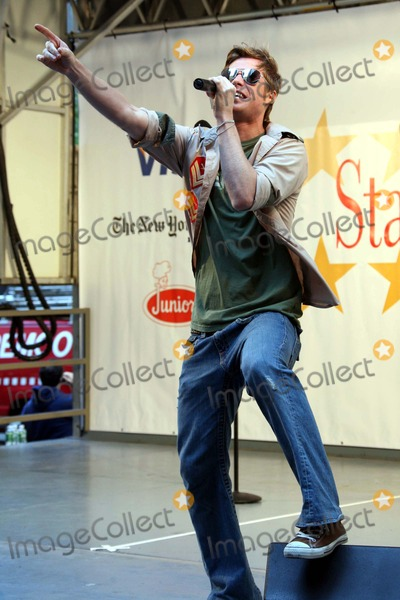 Ashley Parker Angel Photo - New York NY 06-06-2007Ashley Parker Angel performing a song from Hairspray at Stars in the Alley in Shubert Alley Digital Photo by Lane Ericcson-PHOTOlinknet