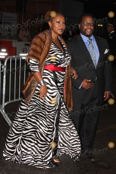 Wendell Pierce Photo - Producer Lisa Cortes and Wendell Pierce Arriving at the New York Film Festival Screening of Precious at Lincoln Centers Alice Tully Hall in New York City on 10-03-2009 Photo by Henry Mcgee-Globe Photos Inc 2009