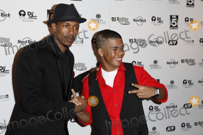 Aaron Fresh Photo - Nick Cannon and Aaron Fresh at Island Def Jam Rocks Times Square for Childrens Miracle Network Hospitals event at the Hard Rock Cafe at Times Square in New York City September 23 2010