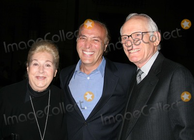 Alan Bergman Photo - NYC  100906Songwriters Marilyn Bergman and Alan Bergman with Tony Bennetts son Danny arriving for Barbra Streisands first night of concerts at Madison Square GardenDigital Photo by Adam Nemser-PHOTOlinknet