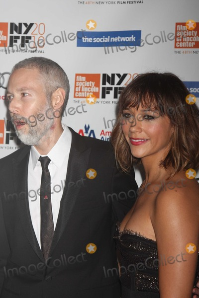 Adam Yauch Photo - NYC  092410Adam Yauch and Rashida Jones at the premiere of The Social Network on opening night of the 48th New York Film Festival at Alice Tully Hall at Lincoln CenterPhoto by Adam Nemser-PHOTOlinknet