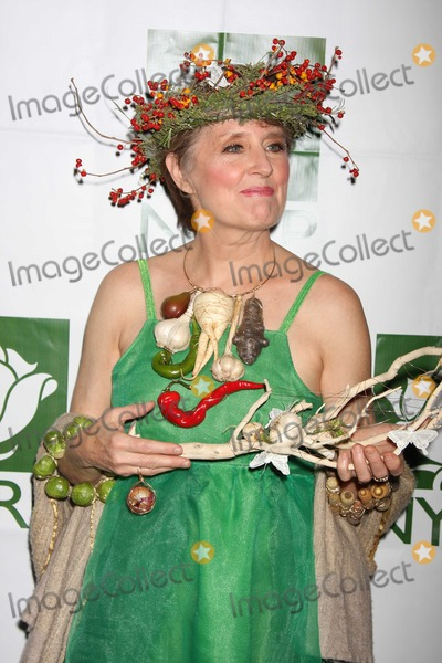 Alice Waters Photo - NYC  103108Alice Waters (chef) at Bette Midlers NY Restoration Projects annual Hulaween Gala Waldorf AstoriaDigital Photo by Adam Nemser-PHOTOlinknet