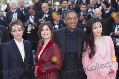 928ae55d2d1 70th Annual Cannes Film Festival - 70th Anniversary Red Carpet. Agnes  Jaoui