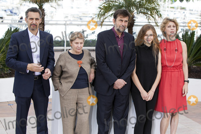 Nanni Moretti Photo - CANNES 16 MAY Actor John Turturro actress Giulia Lazzarini director Nanni Moretti actress Beatrice Mancin and actress Margherita Buy attend a photocall for Mia Madre (My Mother) during the 68th annual Cannes Film Festival on May 16 2015 in Cannes France(Photo by Laurent KoffelImageCollectcom)