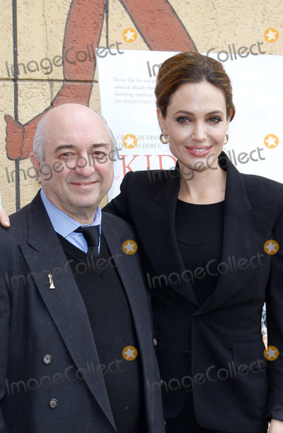 Aida Takla-OReilly Photo - Angelina Jolie and Aida Takla OReilly at the American Cinematheques 69th Annual Golden Globe Awards Foreign-Language Nominee Event held at the Egyptian Theater on January 15 2012
