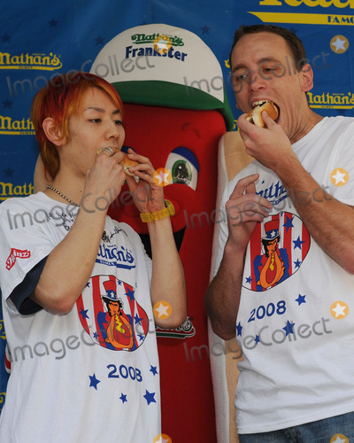 Photos From HOTDOG CONTEST WEIGH-IN