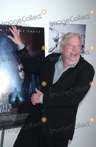 Armistead Maupin Photo - Armistead Maupin at the New York Premiere of the Night Listener