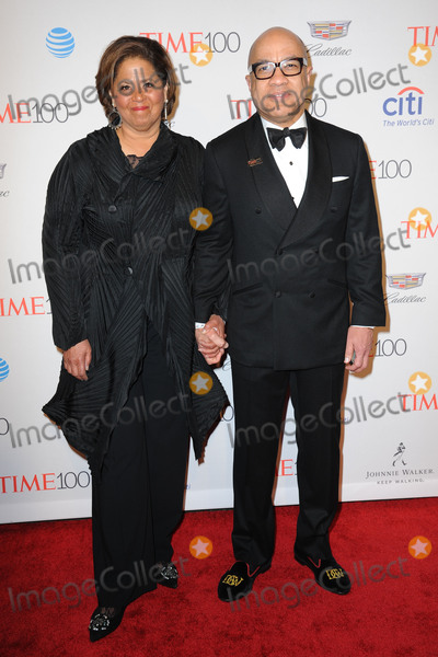 Anna  DEAVERE Smith Photo - FKA TwigsApril 26 2016 New York CityAnna Deavere Smith and Darren Walker attending arrivals for 2016 Time 100 Gala Times Most Influential People In The World at Jazz At Lincoln Center at the Times Warner Center on April 26 2016 in New York CityCredit Kristin CallahanACE PicturesACE Pictures Inctel 646 769 0430