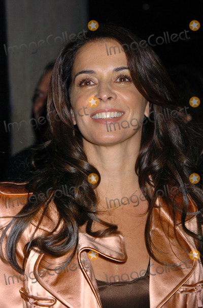 ANABELLA SCIORRA Photo - NEW YORK OCTOBER 5 2004    Anabella Sciorra attends the New York premiere of Shall We Dance