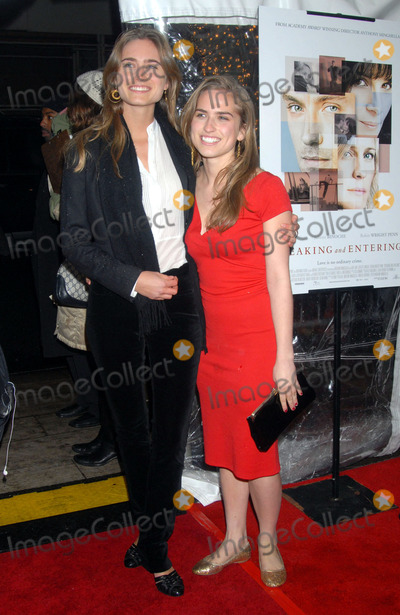 Ashley Bush Photo - Ashley and Lauren Bush attend the Premiere of Breaking and Entering