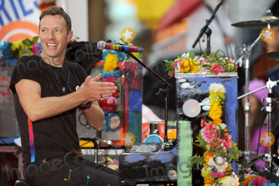 Photo - Coldplay Performing on TODAY