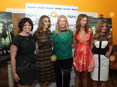 Amy Fox Photo - July 26 2016 New York City (L-R) Writer Amy Fox actress and writer Sarah Megan Thomas actresses Anna Gunn and Alysia Reiner and host Denise Albert attending the Mamarazzi Screening Of Equity at the Crosby Street Theater on July 26 2016 in New York CityBy Line Serena XuACE PicturesACE Pictures IncTel 6467670430